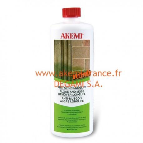 AKEMI Anti mousse et algues - LongLife