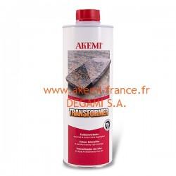 Renforcement de Couleur pour surfaces non lissses - AKEMI Tranformer