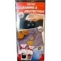 AKEMI Set entretien et protection pour plan de travail